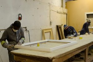 Fine Art Custom Framing Studio 1